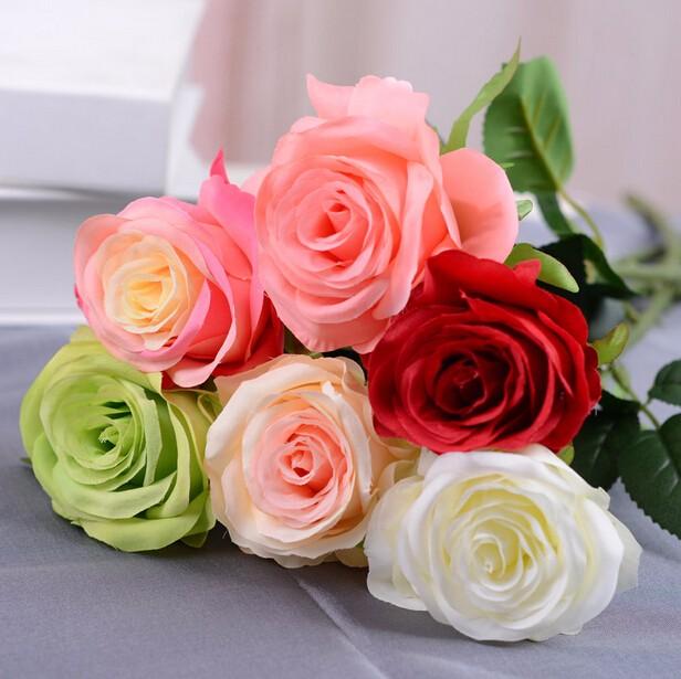 仿真花和鲜花到底哪个更好?